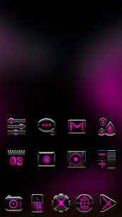XEEX Icon Pack 4.8 MOD for Android 2