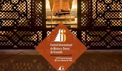 66TH MUSIC AND DANCE INTERNATIONAL FESTIVAL GRANADA