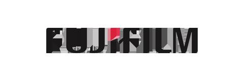 FujiFilm 社のロゴ