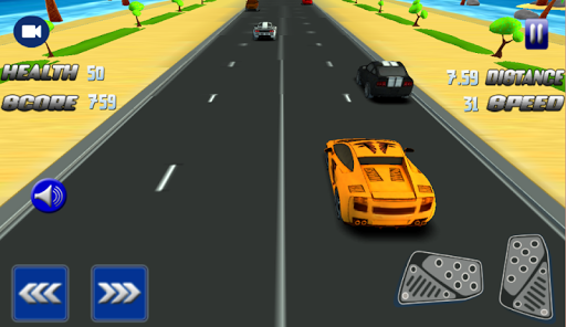 Death Car Racing 3D