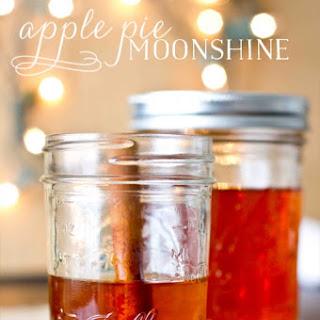 Apple Pie Moonshine.