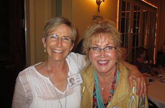 Photo: Linda Wilson Mitchell, Maria Martin Chilleen
