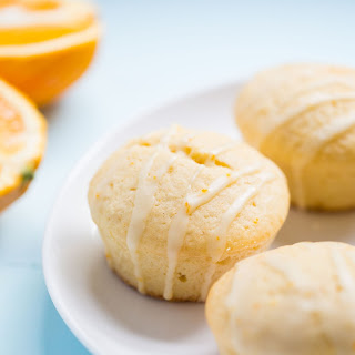 Glazed Orange Muffins Recipe