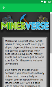Minerverse screenshot 3