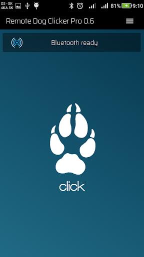 Remote Dog Clicker Pro ss1