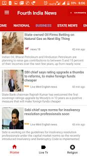 Fourth India News - náhled
