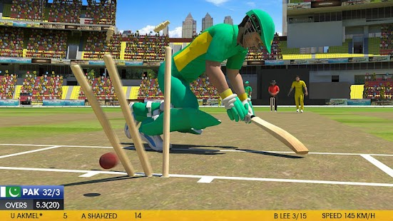 Real World Cricket 18: Cricket Games - náhled