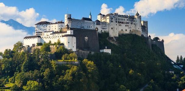 Forte de Hohensalzburg