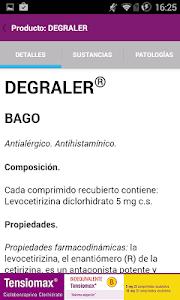 PR Vademécum Bagó screenshot 4