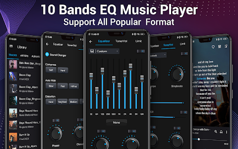 Music Player - Audio Player & 10 Bands Equalizer 1.7.0