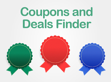 Coupons and Deals Finder