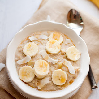 Tropical Oatmeal