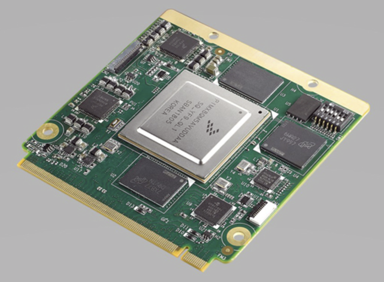 Advantech module targets machine vision and big data.
