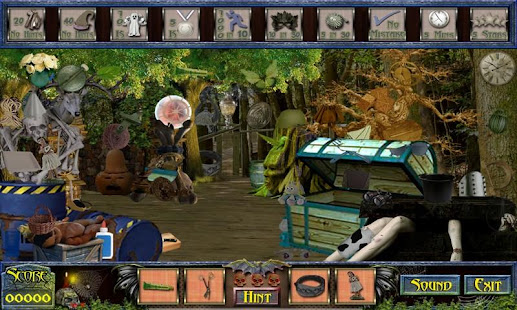 New Free Hidden Objects Games Free New Scary Trail Apps On Google Play