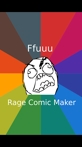 Ffuuu - Rage Comic Maker 1.30 screenshots 1
