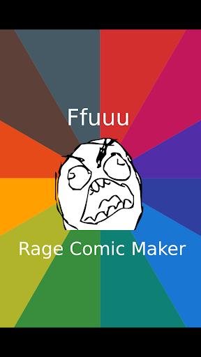 Ffuuu - Rage Comic Maker Apk 1