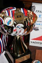 Photo: trophy YACHTING_RUS CUP  photo by Zlata Bredova