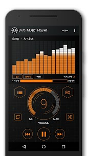 Dub Music Player Mod Apk- Audio Player & Music Equalizer 7