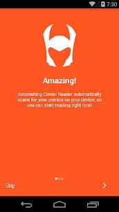 Astonishing Comic Reader – APK Mod Updated 1