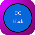 hack and pirate face prank icon