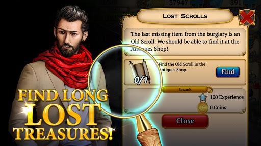 Relic Match 3: Mystery Society 4.35 screenshots 8