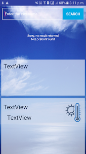 App Tree - náhled