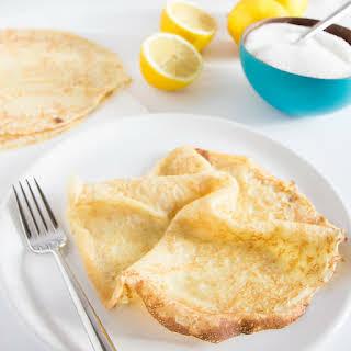 Easy Basic Pancake.