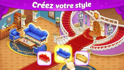 Castle Story: Puzzle & Choice  captures d'écran 2