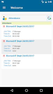 Employee - náhled