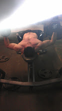 Photo: Heavy chest workout day