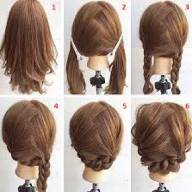 Diy Hairstyle Tutorials Android Apps On Google Play