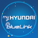 MyHyundai with Blue Link icon