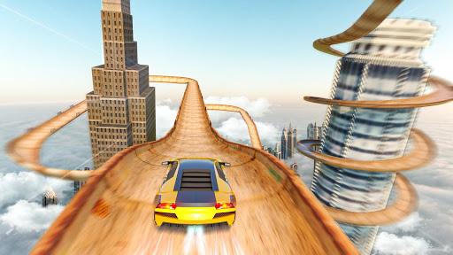 Télécharger Gratuit Mega Ramp Car Stunts 2020 apk mod screenshots 4