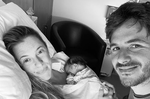 Ex Hollyoaks star Scarlett Bowman gives birth to second baby – and is congratulated by very famous relative