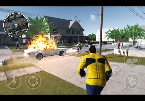Project Open Auto City Beta 2.07 screenshots 2