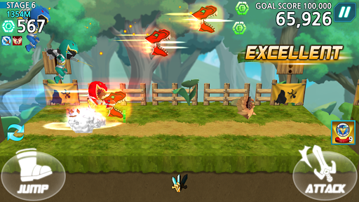 Power Rangers Dash (Asia) 1.6.4 screenshots 11