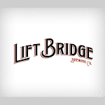Logo of Lift Bridge 93x Brotherhood Lager