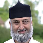 Hakim M Salim Khan Portrait