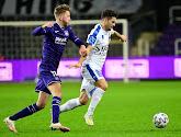 Leonardo Bertone satisfait du travail abattu par Waasland-Beveren à Anderlecht