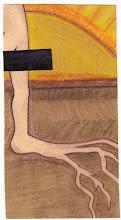 Photo: Wenchkin's Mail Art 366 - Day 133, Card 133d