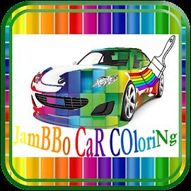 Jambbo Car Coloring
