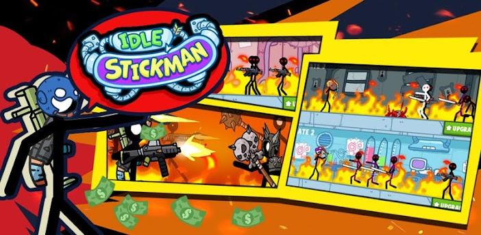 Idle Stickman