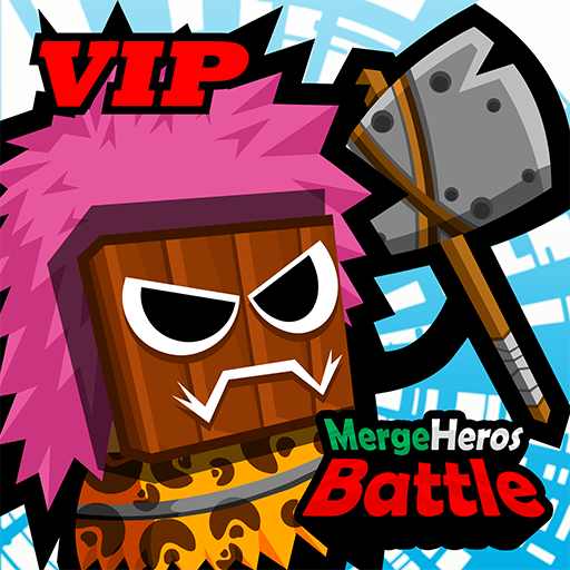 Merge Heroes Battle : Begin Evolve VIP