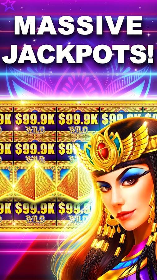 Screenshots of Slots Free - Wild Win Casino for iPhone