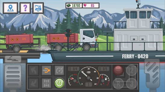 Best Trucker 2 Mod Apk Download For Android and Iphone 7