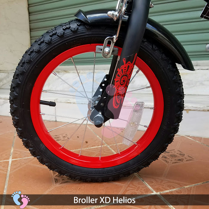 Xe đạp trẻ em Broller XD Helios 10