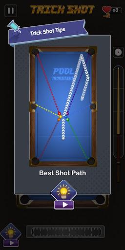 Pool Masters 3D - TrickShot City apkpoly screenshots 5