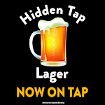 Capital Hidden Tap Lager