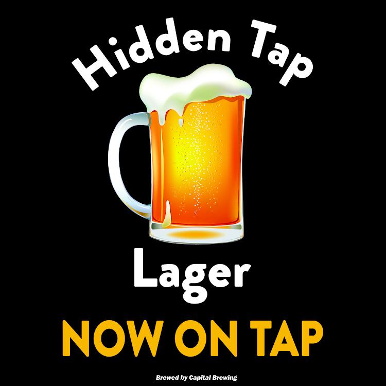 Logo of Capital Hidden Tap Lager