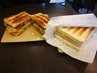 炭金嗑棧早午餐